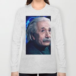 Albert Einstein Long Sleeve T-shirt