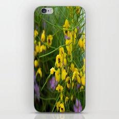 desert flowers iPhone Skin