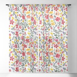 The Garden Patch Sheer Curtain