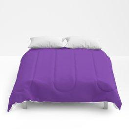 Matching Purple Comforters