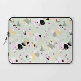 Spitz Style Pink Laptop Sleeve