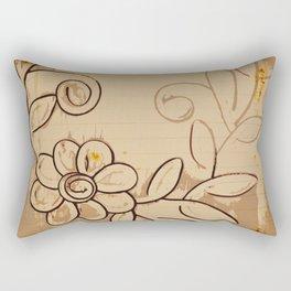 Allons-y Rectangular Pillow