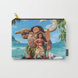 Moana 3 Carry-All Pouch