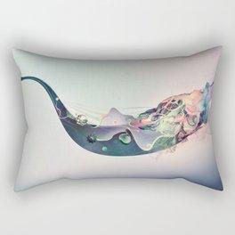 Organic Panic Rectangular Pillow