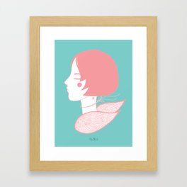Isis Framed Art Print