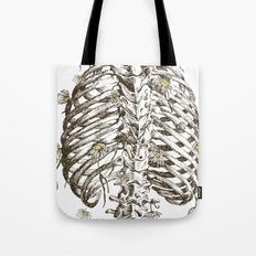 Life & Death Tote Bag