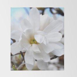 Magnolia 2 Throw Blanket