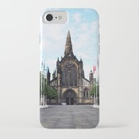 medieval iPhone & iPod Cases featuring medieval glasgow by seb mcnulty