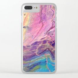 GALACTIC Clear iPhone Case