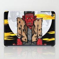 frankenstein iPad Cases featuring Frankenstein by Pancho the Macho