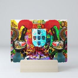 Portugal Mini Art Print