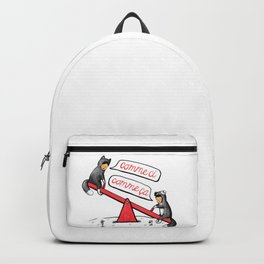 Seesaw Life Backpack