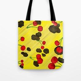 Bananas & Cherries Tote Bag