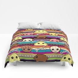 Pan Dulce Comforters
