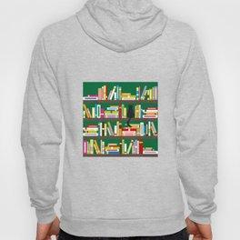 Library Cat Hoody