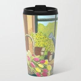 La fenetre Travel Mug