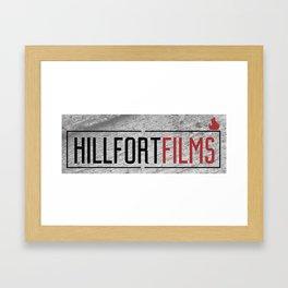 Hillfort Films Framed Art Print