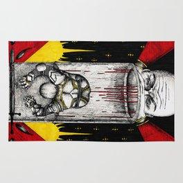 The tortured Templar Rug