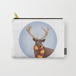 Harry Potter Stag Patronus EXPECTO PATRONUM ! Hogwarts Gryffindor Carry-All Pouch