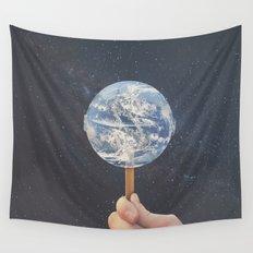 Lollipop Globe Wall Tapestry