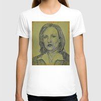 scully T-shirts featuring Scully by Jenn