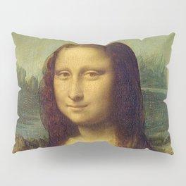 MONA LISA - LEONARDO DA VINCI Pillow Sham