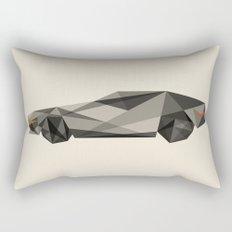 D-LOREAN Rectangular Pillow