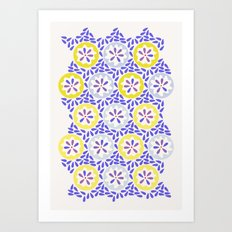 Moroccan Spring Art Print