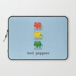 Bull Peppers Laptop Sleeve