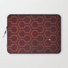 the Shining Rug & Room 237  Laptop Sleeve