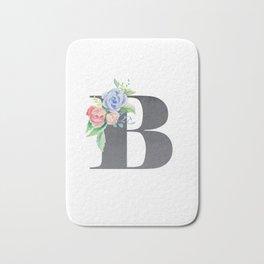 B Bath Mat
