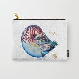 Eco Mural Project 7: Nautili Carry-All Pouch