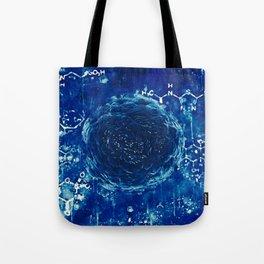 bacteria wsfn Tote Bag
