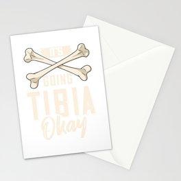 Orthopedic Surgeon Gift Bone Orthopedist Stationery Cards