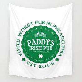 Paddy's Irish Pub Wall Tapestry