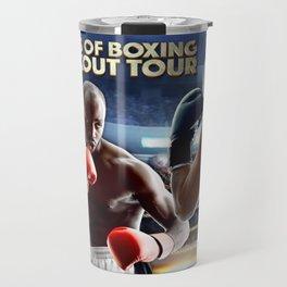 Legends of Boxing Knockout Tour Travel Mug