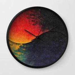 STW #7 Wall Clock