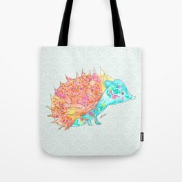 Pudgy Porcupine Tote Bag