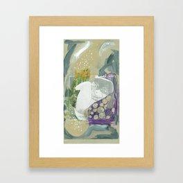 Danae I Framed Art Print