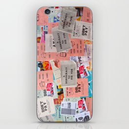 A Democracy To Die For iPhone Skin