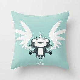 JAN28 Throw Pillow