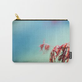 Blue Melody Carry-All Pouch