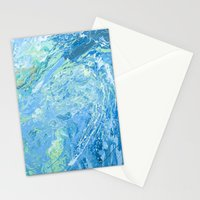 Mary's wave. Stationery Cards