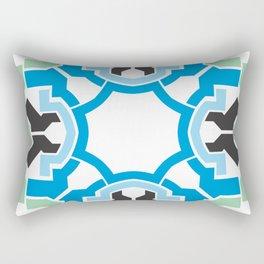 Circle colerful Rectangular Pillow