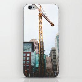 To fix is to create.  iPhone Skin