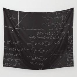 Mathematical seamless pattern Wall Tapestry