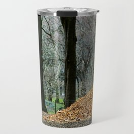 Central Park 80's Travel Mug
