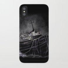 Dark Voyage iPhone X Slim Case