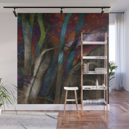 Funky Woods - JUSTART © Wall Mural