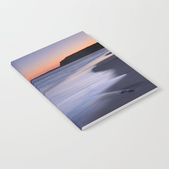 Serenity at the beach Notebook